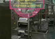 Dosificador de liquidos viscosos,empacadora,selladora,
