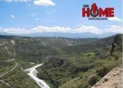 Venta hermoso terreno de 600m2  en conjunto residencial sector ¨nayon¨