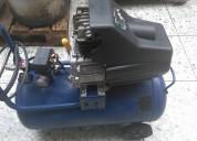 Vendo compresor 32 lt campbell muy buen estado