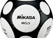 BalÓn mikasa mcl #5 original 100% de cuero 022526826