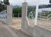 Vendo terreno de oferta en salcedo paso lateral barrio la argentina