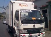 camion   qmc cronos  2.5tn aÑo 2012 $ 12000  negociable
