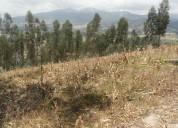 Se vende o se arrienda terreno de 7.997.66 m2 en yambiro