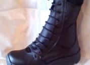 Botines punta de acero y zapatos de trabajo