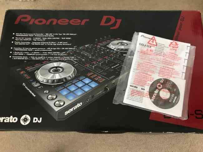 Venta Pioneer DDJ SX $400/Pioneer Ddj-SX2 $550/Pioneer CDJ 900 NXS.$750