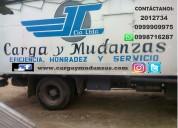 Mudanzas jc 0998716287 / 0999909975