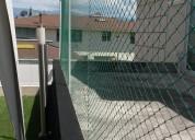 Redes para arcos de futbol  fabricantes 022526826 0998824598