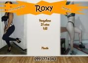 Roxy ardiente y caliente en manta