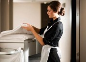 Trabajadores del hotel necesitan en américa