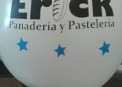 globos publicitarios con tu logotipo