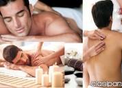 masajes exclusivamente para hombres a domicilio dejese consentir y relajase