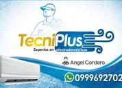 Aire acondicionado mantenimiento, instalación de split y servicio técnico. 😉