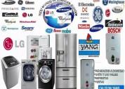 Reparacion de lavadoras y calefones @ gas electricos cumbaya tumbaco (-09994_81023-)