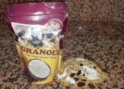 Necesito distribuidores de granola
