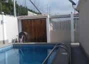 Se vende bonita casa con piscinna en santa elena