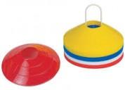 Platos o discos de entrenamiento e implementos deportivos