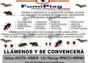 Fumigacion y control de plagas  guayaquil y resto del ecuador inspeccion gratis fumiplag