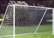 Arcos de redes de futbol de diferentes tamaÑos