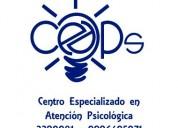 Psicopedagoga -  diagnostico y tratamiento a dificultades de aprendizaje y de conducta