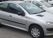 Peugeot 2016 mod. 2008 matriculado placas pichinca