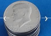 Vendo 2 monedas de 50 centavos conmemorativas