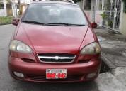 Vendo auto familiar chevrolet vivant 2006