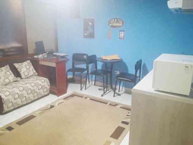 rento suite amueblada sector parque Alameda