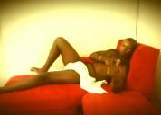 Negro africano dotado 24 cms de verga