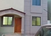 Alquilo  villa en urb milan etapa turin , guayaquil