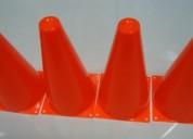 Set de conos de 7 pulgadas entrenamiento