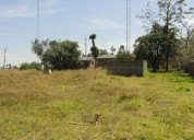Se vende un terreno de 1750 m2 en otavalo