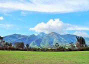 hermosa propiedad campestre en cotacachi