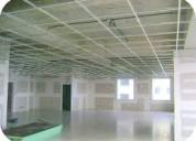 0982444742 servicio instalacion reparacion  gypsum paredes divisiones tumbados