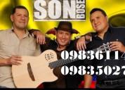 """Serenatas musicales con el """"trio bose"""" contactarse."""