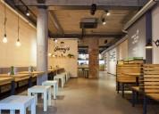 Adecuación de restaurantes y cafeterías