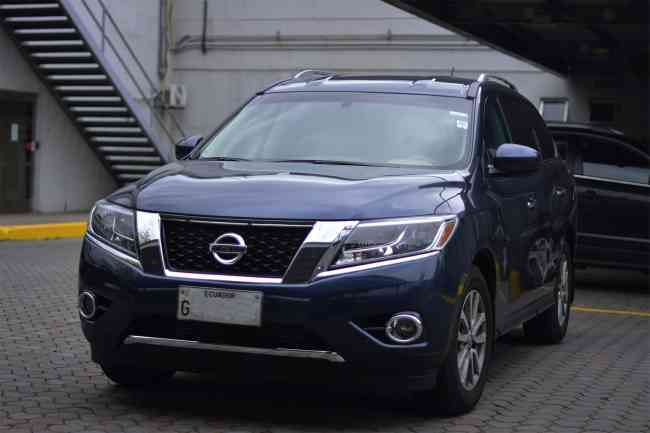 Nissan  Pathfinder  2014 de Semi nuevo de Oportunidad