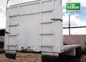 Plataforma caravana usada en venta