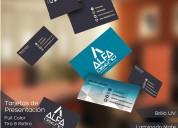 Diseño de papeleria corporativa, tarjetas de presentacion, catalogos. folletos, dipticos, tripcos
