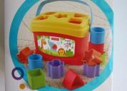 Remato juguetes fisher price