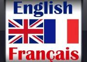 cursos de ingles y francés