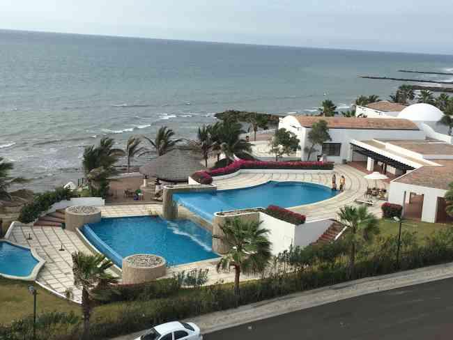 Departamento frente a la Playa 3 dormitorios