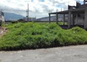 Vendo lote de terreno sur de quito
