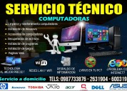 Servicio técnico e computadores
