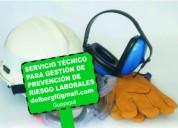 Asesor seguridad industrial, registros sut, reglamentos, reportes