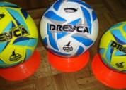 Nuevos balones para canchas futbolito