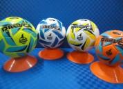 Lo nuevo en balones para canchas futbol