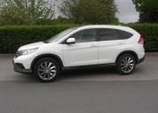 Honda cr-v 2,2 i-dtec exeutive skinn navi panor 2014