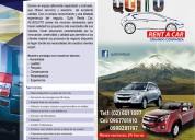 Quito renta car