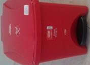 Tachos rojos y negros 120,240,360,660 y 1100 litros
