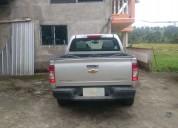 Venta de camioneta chevrolet d-max 4x4